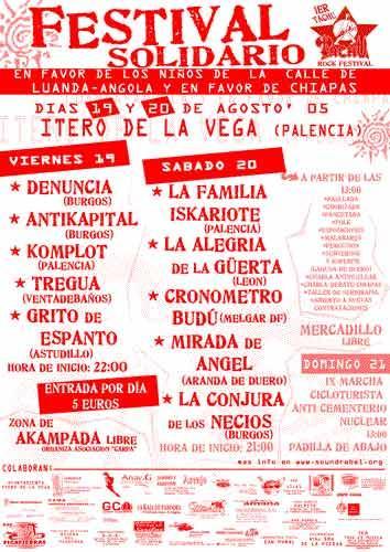 Festival TachuRock 2005