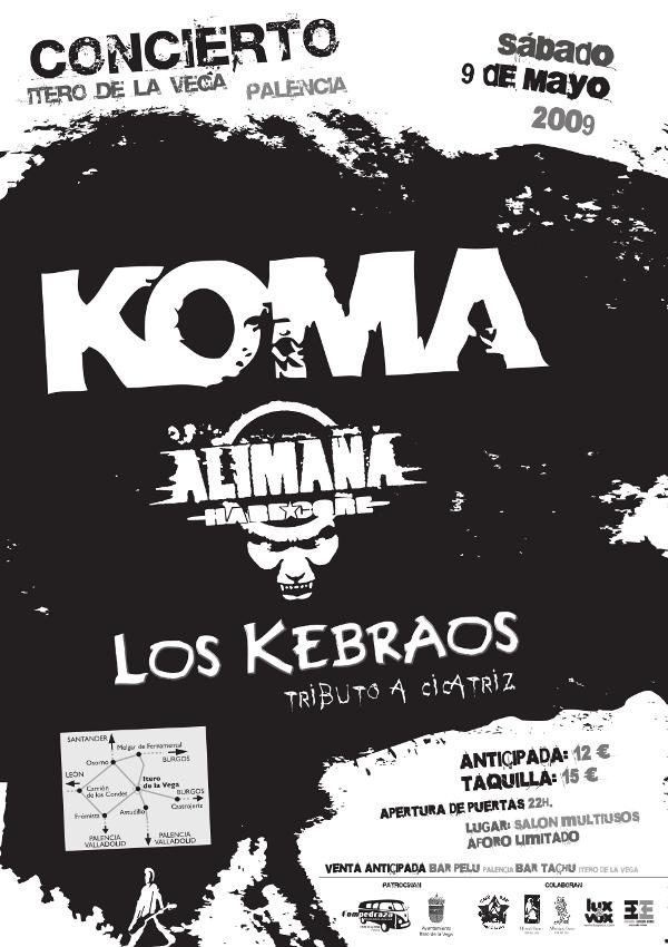 Concierto Koma