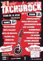 Cartel Tachurock 2015