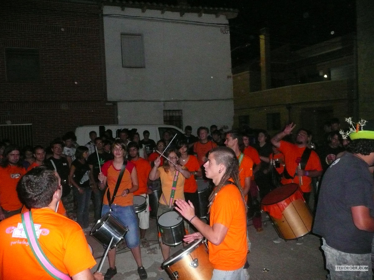 Festival Tachurock 2009