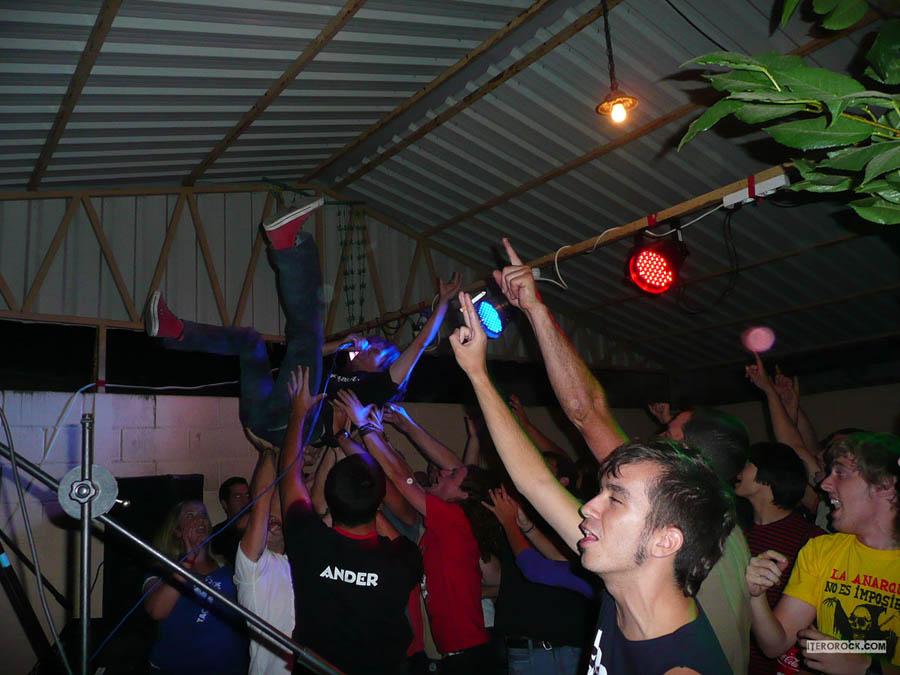 Pre Festival Tachurock 2010