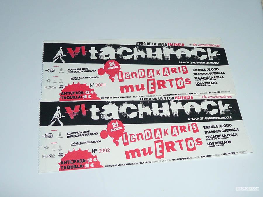 Festival Tachurock 2010